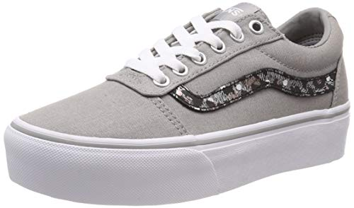 vans mujer canvas